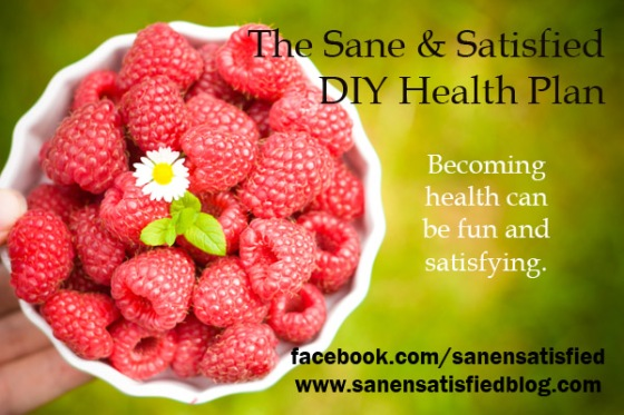 The Sane & Satisfied DIY Health Plan